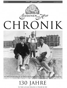 Chronik Essener Hof - Blättern