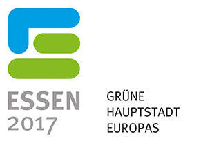 Logo grüne Hauptstadt Europa Essen