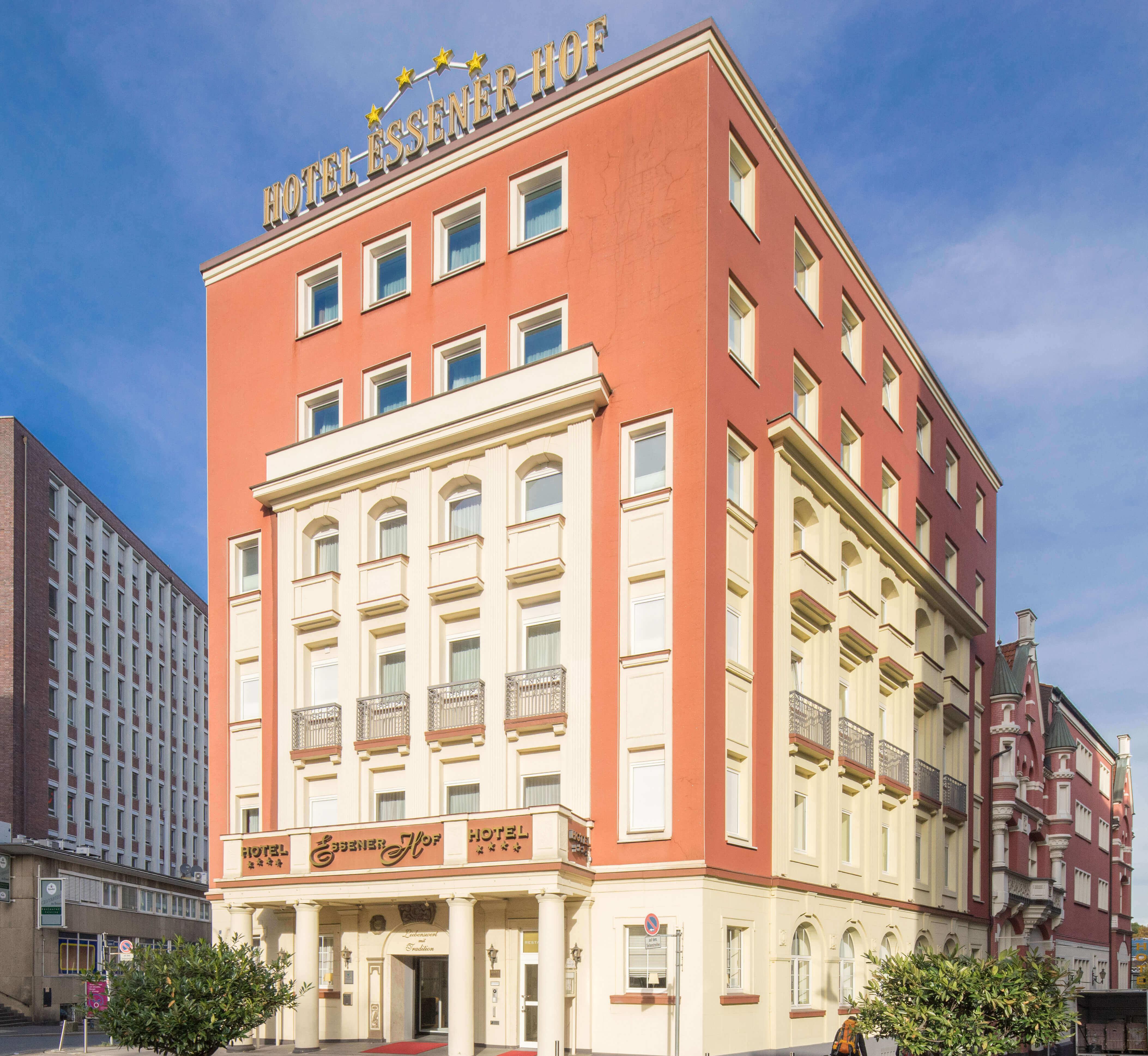 Hotel Essener Hof Restaurant
