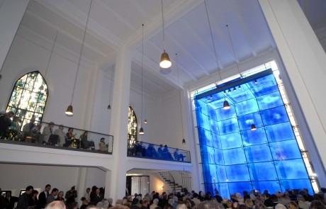 Wiedereröffnung der Marktkirche in Essen