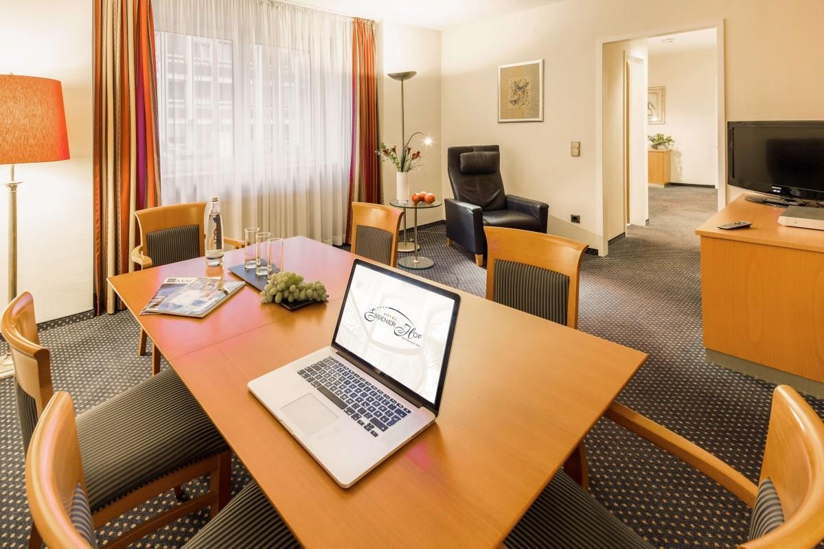 Windsor Wohnbereich Appartement