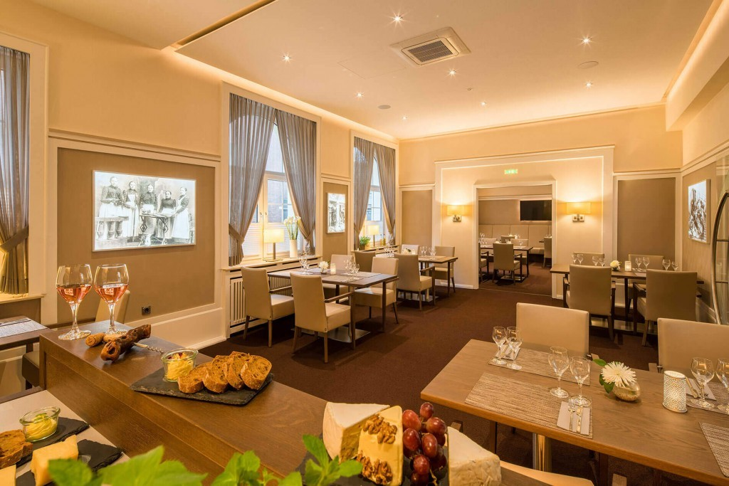 Overview gastronomy at Essener Hof