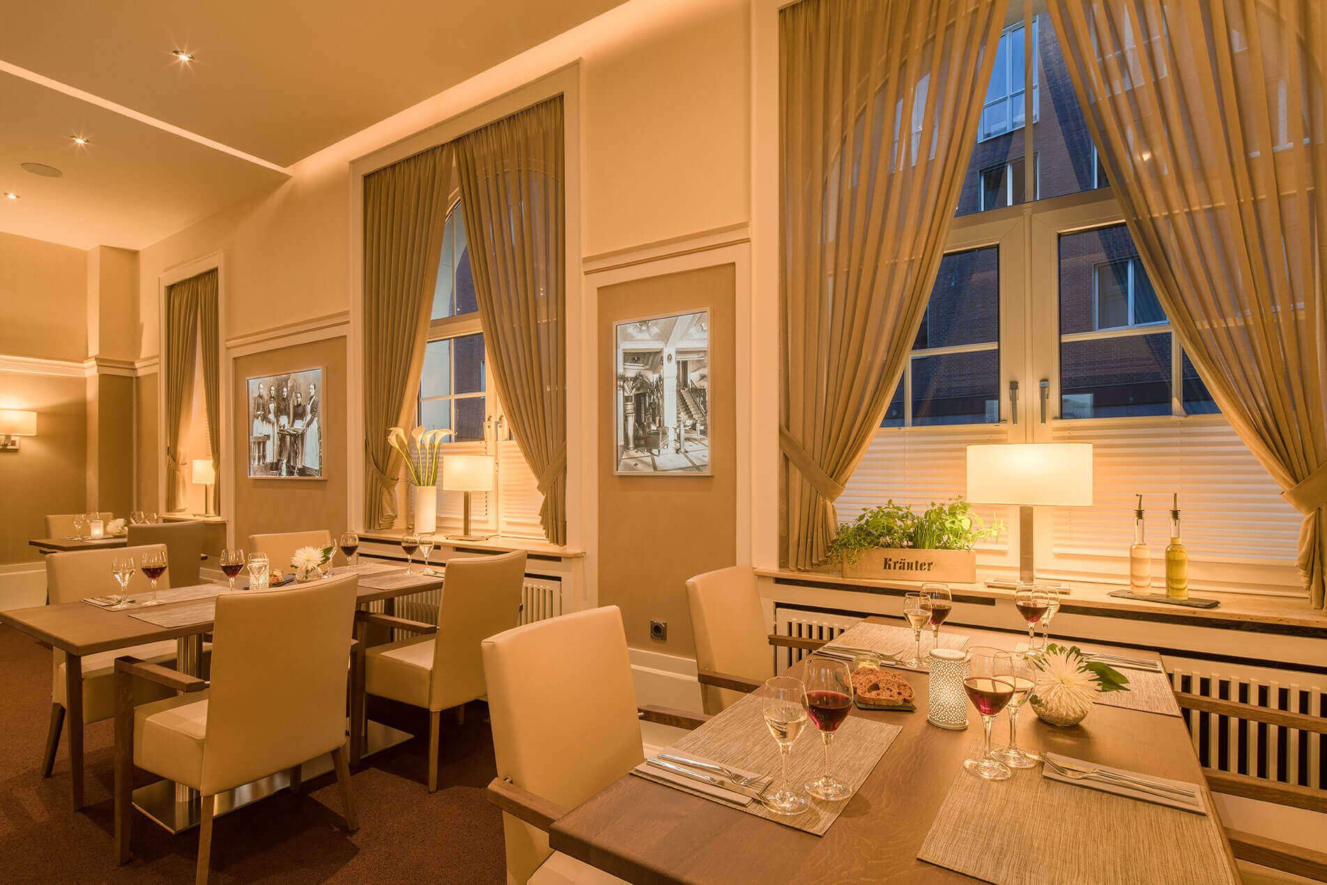 Restaurant Gusto - Essen & Trinken